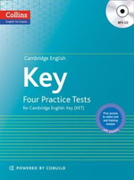 Collins Cambridge English - Practice Tests for Cambridge English: KET : KET - Katie Foufouti