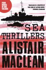 Alistair MacLean Sea Thrillers 4-Book Collection : San Andreas, The Golden Rendezvous, Seawitch, Santorini - Alistair MacLean