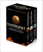 Divergent Trilogy : Divergent  1-3 - Veronica Roth