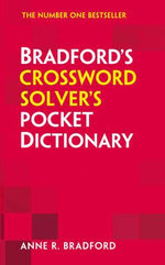 Collins Bradford's Crossword Solver's Pocket Dictionary - Anne R. Bradford