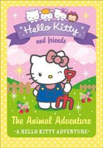 The Animal Adventure : Hello Kitty and Friends : Book 12 - Linda Chapman
