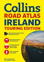 Ireland Road Atlas - Collins Maps
