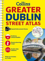 Greater Dublin Streetfinder Atlas - Collins Maps