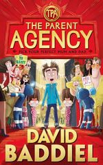 The Parent Agency - David Baddiel