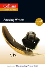 Amazing Writers : B1 (Collins Amazing People ELT Readers) - Anne Collins