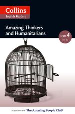 Amazing Thinkers & Humanitarians : B2 (Collins Amazing People ELT Readers) - Katerina Mestheneou