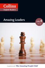 Amazing Leaders : B2 (Collins Amazing People ELT Readers) - Katerina Mestheneou