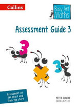 Busy Ant Maths - Assessment Guide 3 : Assessment guide 3 - Peter Clarke