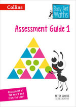 Busy Ant Maths - Year 1 Assessment Guide : Assessment guide 1 - Peter Clarke