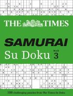 The Times Samurai Su Doku 3 - The Times Mind Games