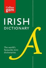 Collins GEM - Irish Dictionary : Collins Gem - Collins Dictionaries