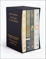 The Lord of the Rings Boxed Set - 4 x Hardcover Books in 1 x Boxed Set : Including the fourth book, A Reader's Companion - J. R. R. Tolkien
