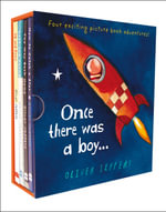 Once There Was A Boy... : Boxed Set - Oliver Jeffers