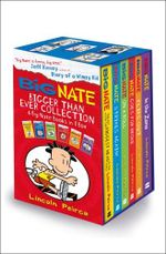 Big Nate - Untitled 6 Book Box Set - Lincoln Peirce