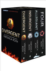 Divergent Series Box Set (Books 1-4 Plus World of Divergent) : Divergent Trilogy - Veronica Roth