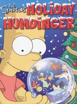 The Simpsons Holiday Humdinger - Matt Groening