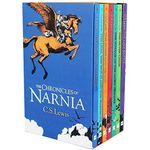 The Chronicles of Narnia : 7 Book Set - C.S. Lewis
