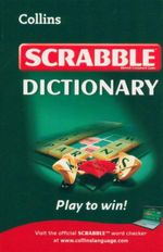 Collins Scrabble Dictionary : Play to Win!