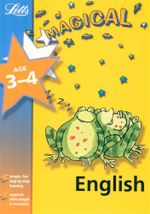 Magical English 3-4 : Magical topics