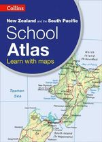 Collins New Zealand and the South Pacific School Atlas - Collins-Atlas