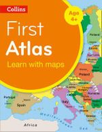 Collins First Atlas : Collins Primary Atlases - Collins Maps