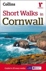 Short Walks in Cornwall - Collins Maps