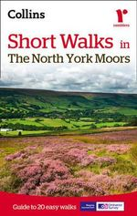 Short Walks in the North York Moors - Collins Maps