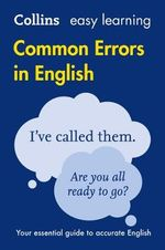 Collins Common Errors in English - Collins Dictionaries