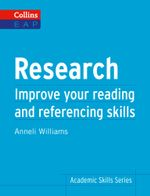 Research : B2+ (Collins Academic Skills) - Anneli Williams