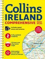 Comprehensive Road Atlas Ireland - Collins Maps