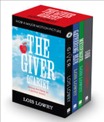 The Giver Boxed Set : The Giver, Gathering Blue, Messenger, Son - Lois Lowry