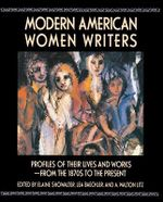Modern American Women Writers - Elaine Showalter