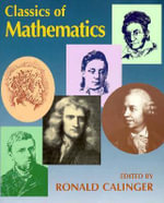 Classics of Mathematics - Ronald Callinger