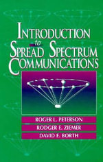 Introduction to Spread Spectrum Systems :  Trends and Challenges - Rodger E. Ziemer