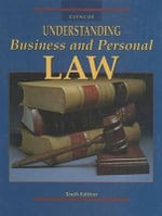 Understanding Business and Personal Law - Gordon W. Brown