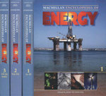 Macmillian Encyclopedia Of Energy : 3 x Hardcover Books, Volumes 1-3