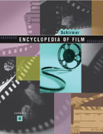 Schirmer Encyclopedia of Film - Barry Keith Grant