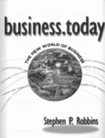 The New World of Business : Management Ser. - Stephen P. Robbins