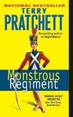 Monstrous Regiment : Discworld Novels (Paperback) - Terry Pratchett