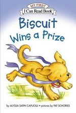 Biscuit Wins a Prize - Alyssa Satin Capucilli
