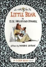 Little Bear : I Can Read Books (Harper Hardcover) - Else Holmelund Minarik