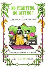 No Fighting, No Biting! : I Can Read Book - Maurice Sendak