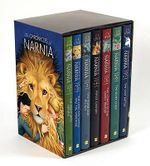 The Chronicles of Narnia - 7 x Hardcover Books in 1 x Boxed Set - C.S. Lewis