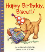 Happy Birthday, Biscuit! - Alyssa Satin Capucilli