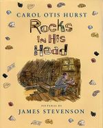 Rocks in His Head - Carol Otis Hurst