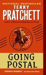 Going Postal : Discworld Novels (Paperback) - Terry Pratchett