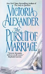 The Pursuit of Marriage : Effington Family Series : Book 8 - Victoria Alexander