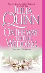 On the Way to the Wedding : Bridgerton series - Julia Quinn
