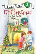 It's Christmas! : I Can Read Book 3 - Jack Prelutsky