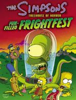 Simpsons Fun Filled Frightfest : Simpsons Books - Matt Groening